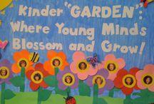 Kindergarten Spring / by Mindy Green