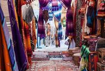 Morocco / Morocco and all the things I love about it  / by Anya Jensen