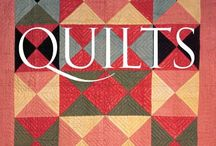 Quilt - Historical, Antique #1 / by Nicole Souders