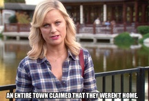 Parks And Recreation / by Luna Lovegood of Internet