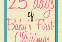 Noah's First Christmas / by Britt Campbell