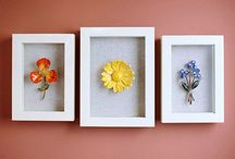 Framed Photos & Crafts!! / by Kimberly Keith Stanley