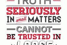 Truthfully / by eliza winecoff
