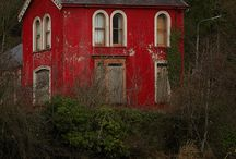 My Red House / by Joan Spilman