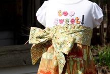 Girl's Sewing  / by Danae Gleason
