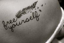 tattoos :) / by Elizabeth Medlin Nyquist