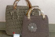 Crochet bags / by Kirsten Herranes