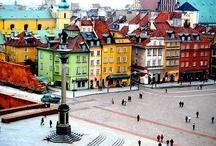 Someday I'll go there... / by Elizabeth Semko
