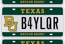 Baylor Sic'em Bears / by Karen Hairston Webb