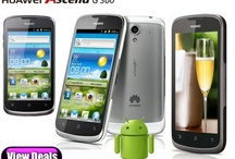 Huawei Ascend G300 Deals / Free Huawei Ascend G300 contract deals at the cheapest pay monthly prices, best pay as you go deals and SIM free prices. / by Phones LTD - Compare Cheap Mobile Phone Deals
