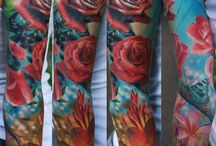 Tattoos / by Ashley Brooks