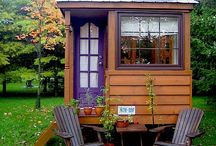 Tiny Houses! / Tiny houses, tree houses and interesting architecture! / by Alvin Alamo