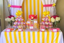Birthday party themes / by Jennifer Epperson