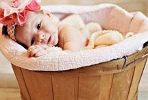 Baby/kids photo ideas / by Kjaersti