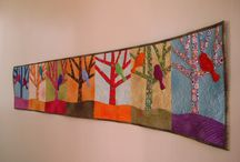 My Quilts. / Quilts I make for classes, presents and just for fun! / by Cecilia Koppmann
