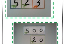 Math {Place Value} / Place value, odd/even, & rounding / by Becky Atwood