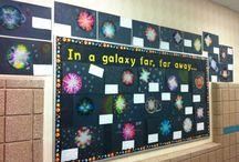 School: Space! / by Lauren Collins