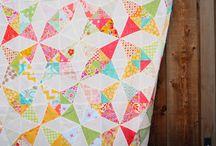 Kaleidoscope quilt / by Jennie Tracy