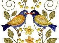 Birds / by Barbara Roy