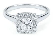 Helzberg Diamonds' PINgagement Giveaway / by Whitney Thompson
