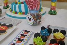 birthday party ideas / by Kristen Stockton