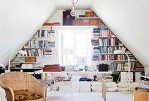 Garage Living Room / by Erin Adams