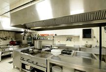 Commercial Kitchen / by TigerChef Restaurant Equipment