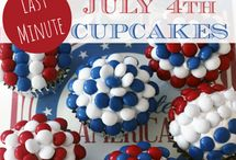 4th of July / Recipes, festivities, activities to celebrate the holiday with families and kids. / by QuintEssential Mommy