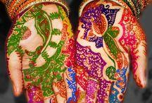 Henna / by Lashuan Noakes-Chestnut