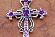Purple - Jewellery / by Wendy Nesbitt