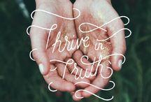 Little truths / by Amanda Venegas