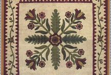 Primitive quilts / by Patti Rusk