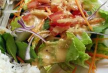 Salads / by Andrea McDonald Arcovio