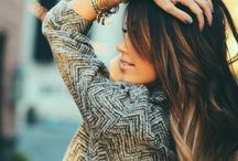 Fall in Love With These Looks / Find gorgeous fall hair styles, hair colors, and nail colors here! / by GoodLookingDiscounts