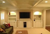Basement and home ideas / by Chris Sylvester