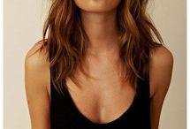 Hair cuts / by Allison Lenhard