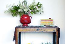 console tables / by Naomi Stein