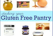 Celiac Disease/Gluten Free Info / by Shari Shrewsbury