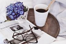 Tea & Comfortable Living / by Lu Sheremeta