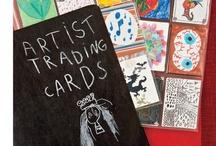 Artist Trading Cards / by Amy Stevenson