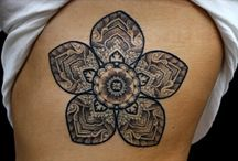 Tattoos :D / by Mackenzie Dell