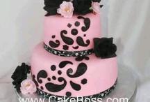 Cake Cake Cake / by Laura Davis