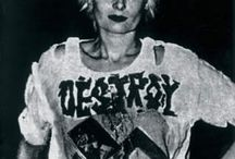 vivienne westwood / by Mother Courage