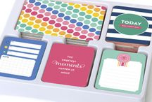 Project Life Core Kits / by Becky Higgins LLC