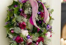 Wreaths / by Lisa Gurkin