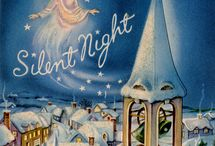Vintage Holy/Christmas Cards / by Cari Shane