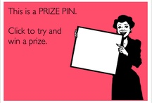 Prize Pins 1 / by Prize Pins