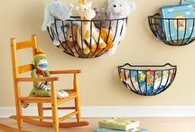 Kid room ideas / by Sara Kelley