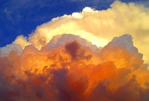 Clouds / by Deni Rosenberry