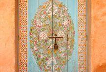 Doors / by Vanessa King
